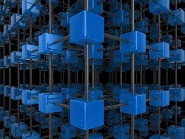 Cube network
