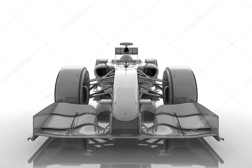 Rennwagen — Stockfoto © aspect3d #2694366
