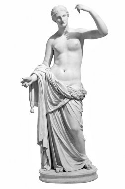 Ancient marble statue of Venus
