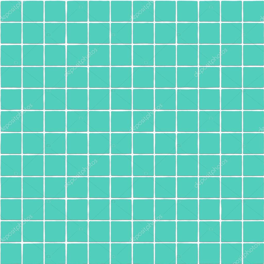 green tiles texture foto stock 2342267