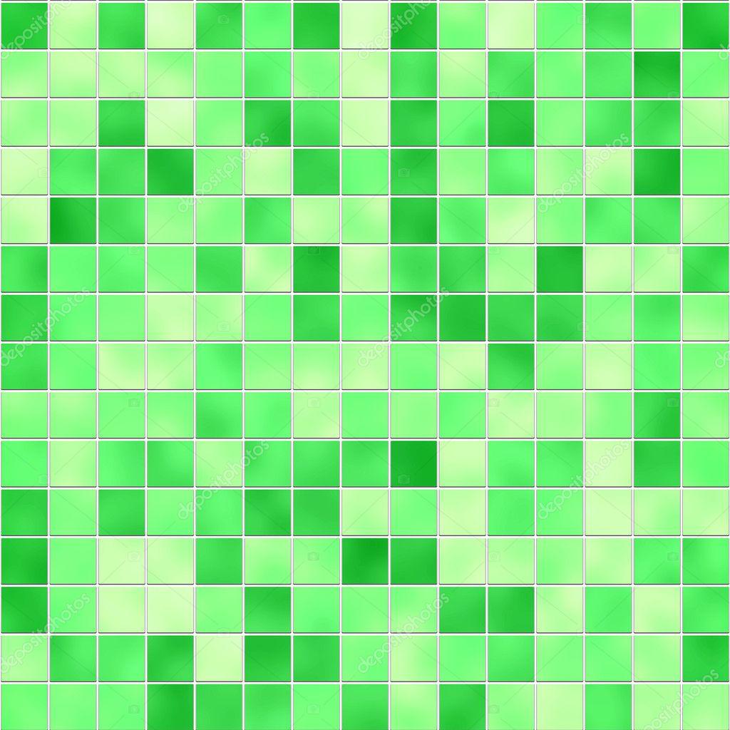 textura de tejas verdes inconstil u foto de stock