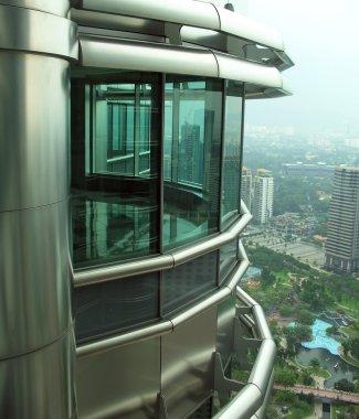 Petronas Twin Towers office