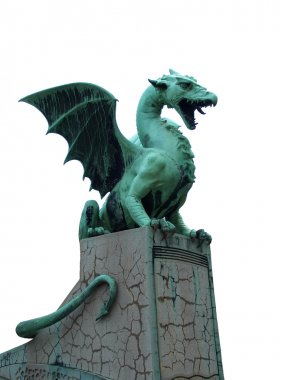 Dragon's Bridge Ljubljana