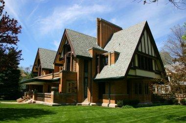 Frank Lloyd Wright Moore-Dugal house