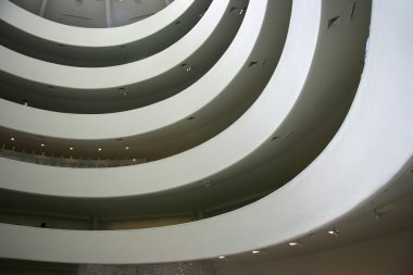 Guggenheim spirals  New York