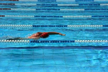 Pool lane