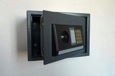 Open home safe