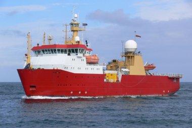 Antarctic Expeditionary Vessel
