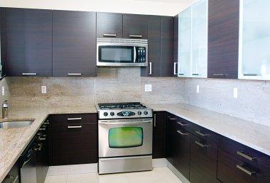 Modern contemporary style kitchen