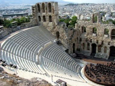 Coliseum, Athens, Greece