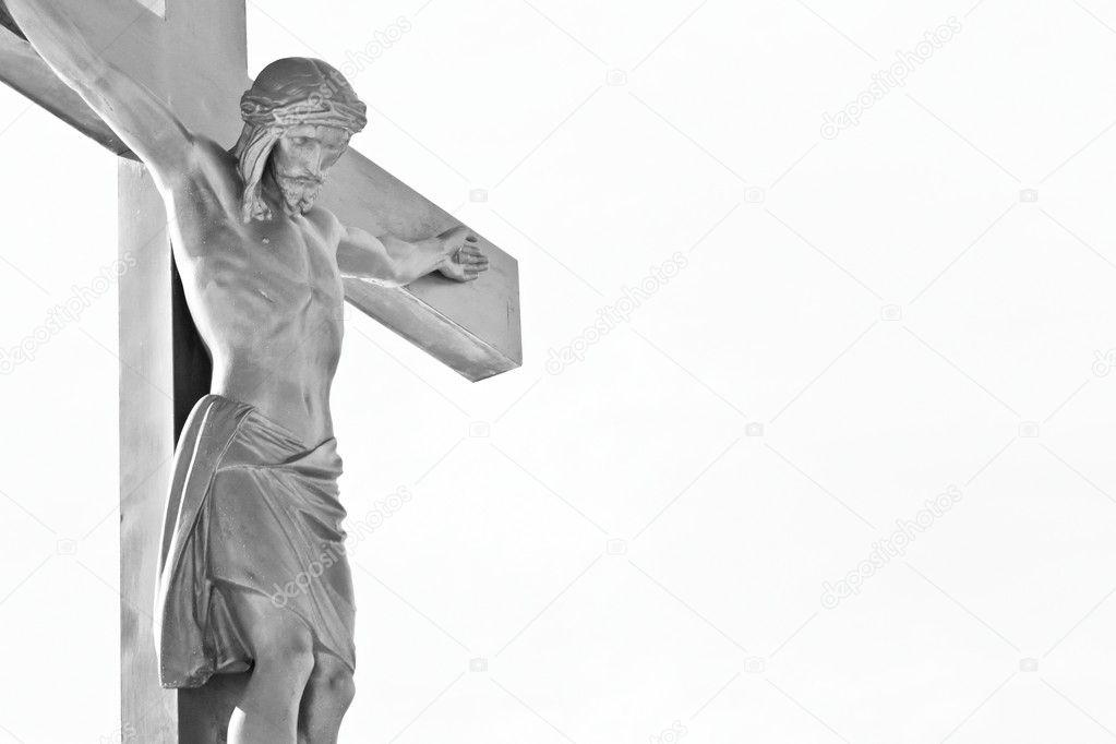 Crucifixión De Jesucristo Foto De Stock Ziggysofi 2457926