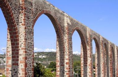 Queretaro's Los Arcos Aqueduct