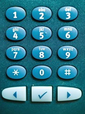 Telephone Keypad Macro