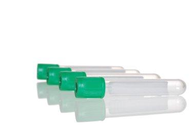 Green top test tube