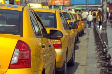 Taxi line