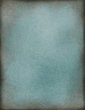Blue faded background