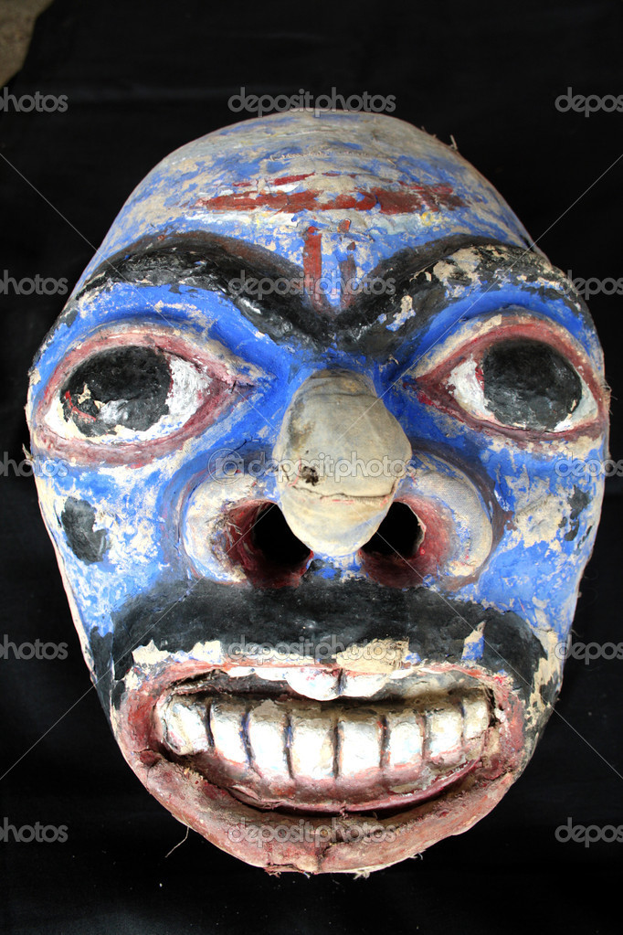 MASK — Stock Photo © simons anku #2377625