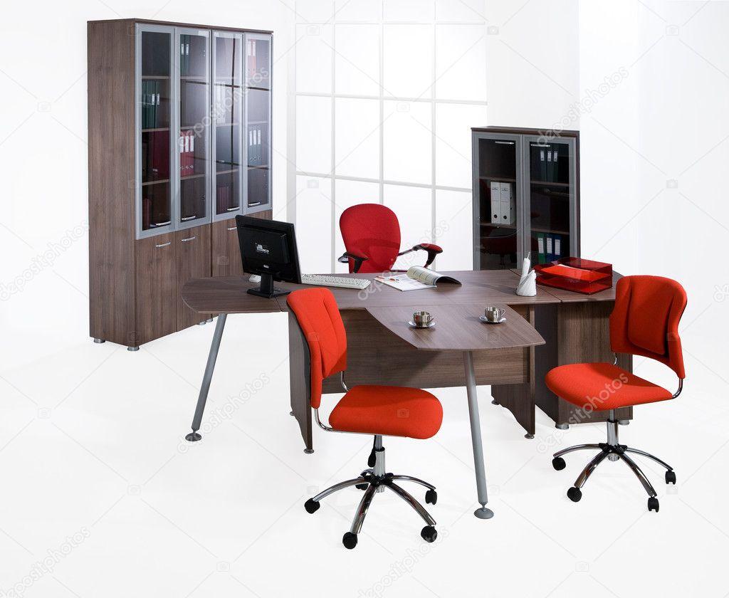 Mobiliario Oficina Fotos De Stock Fotoskat 2441868