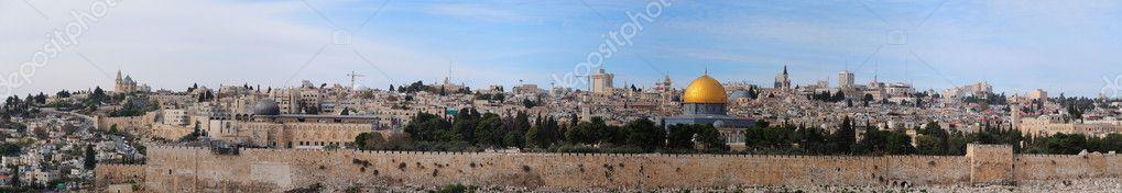The Panorama Jerusalem
