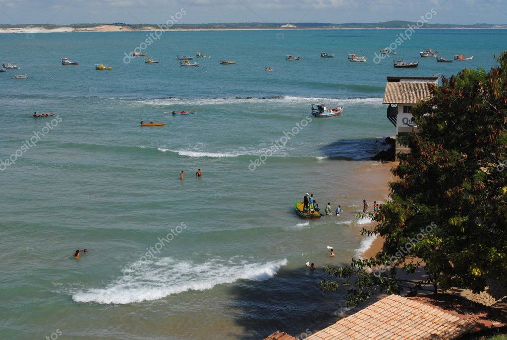 Baia Formosa beach