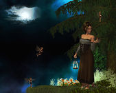Fotografie Lost Fairy