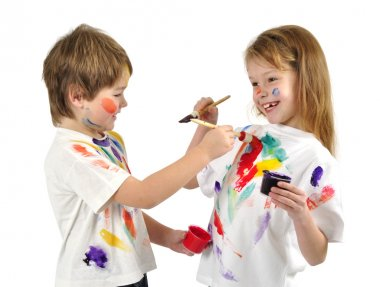 Little messy artists