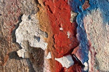 Grunge graffiti wall texture