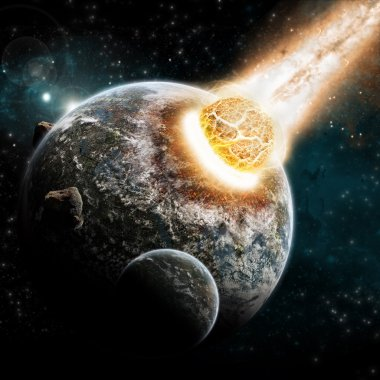 Earth apocalypse / armageddon