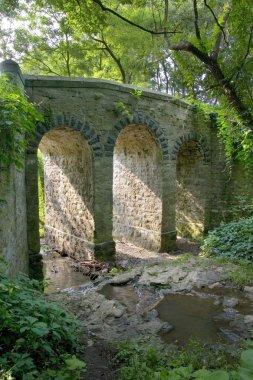 Old village aqueduct