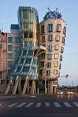Tančící dům v Praze