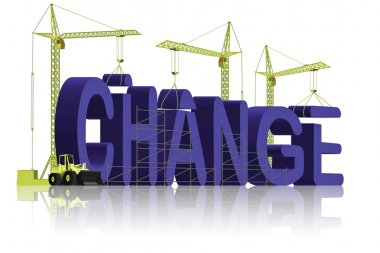 Change evolve get different but better