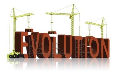 Evolution or intelligent design creation