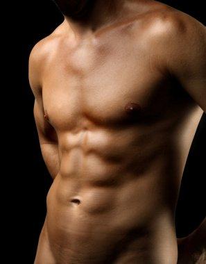 Naked torso