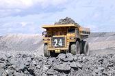 Photo Big mining truck