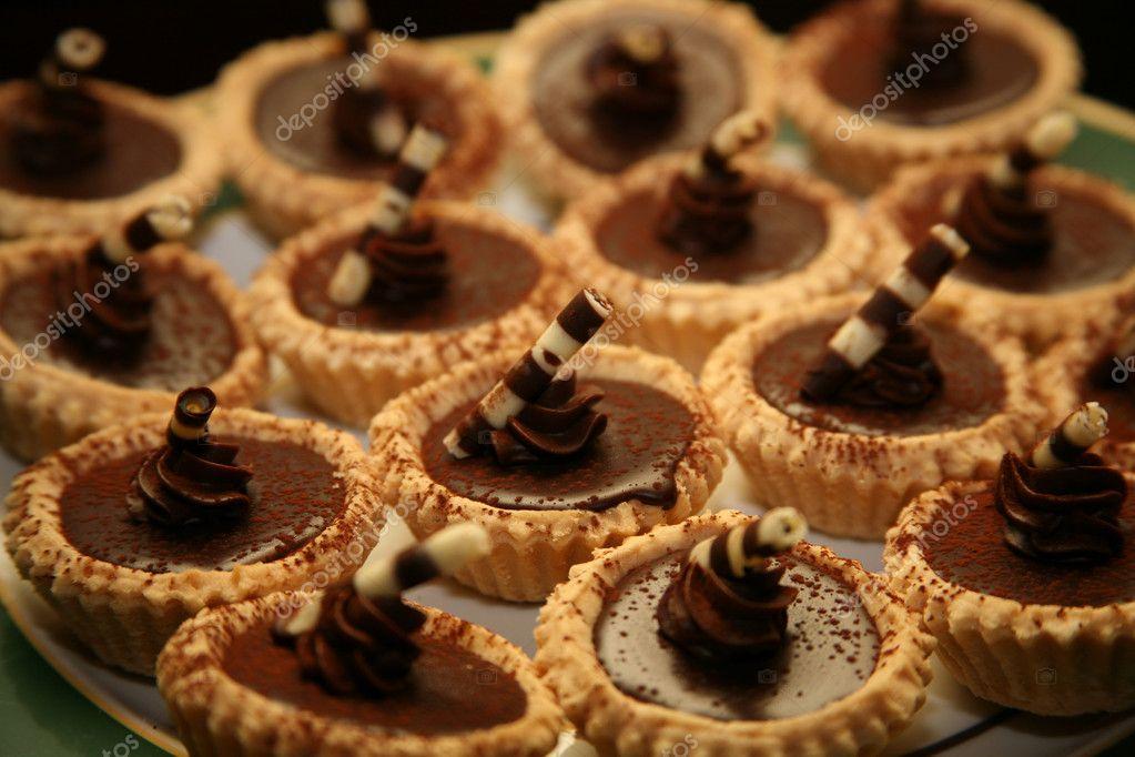 Sweet Chocolate Gourmet Dessert
