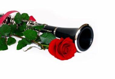Red rose clarinet