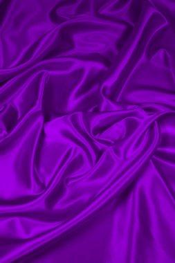 Purple Satin/Silk Fabric 2