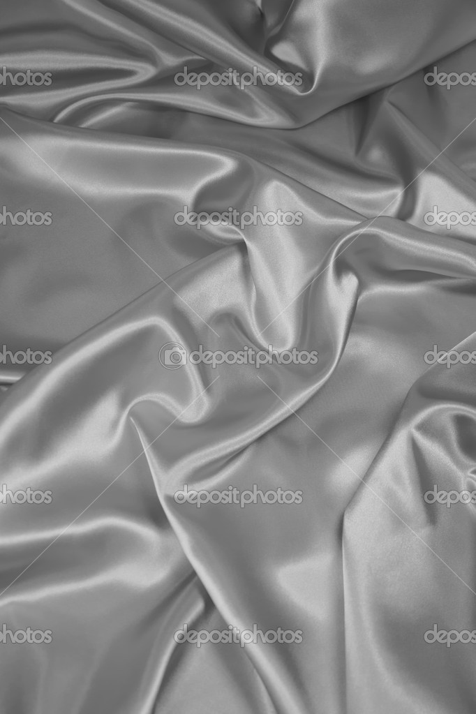 Ткань серебряная для