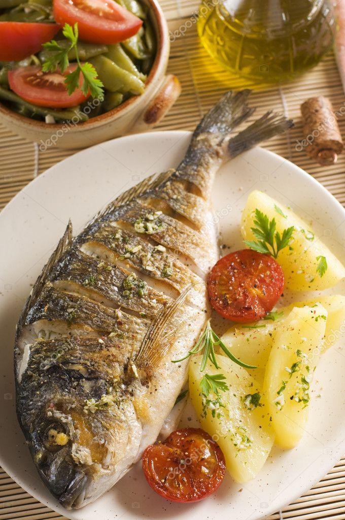 жареная рыба рецепты с фото прочие предметы