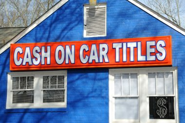 Cash on Car Titles