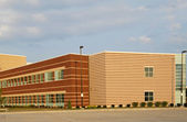 Nová školní budova