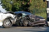 Fényképek két jármű baleset