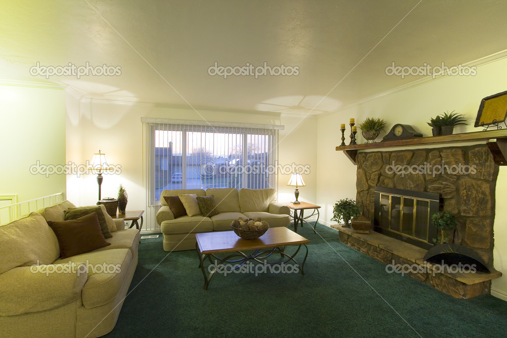 Klassische Wohnzimmer U2014 Stockfoto