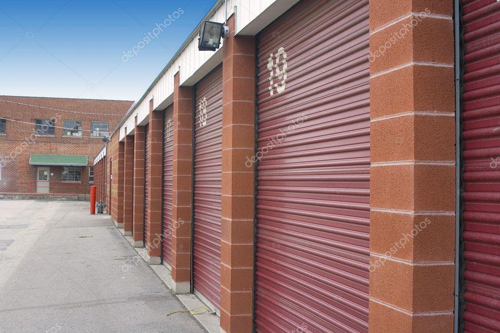 Mini Storage Unit Doors