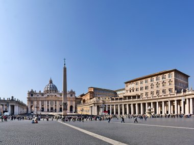 St. Peter' Square, Vatican