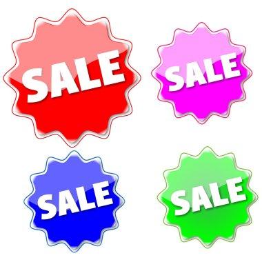 Web icon Sale set