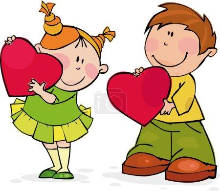 être mon Valentin