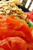 Suché plody na trhu