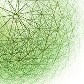 """Постер, картина, фотообои """"3d spherical structure"""""""