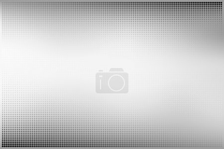 Illustration for Vector metal sheet dotted texture - Royalty Free Image